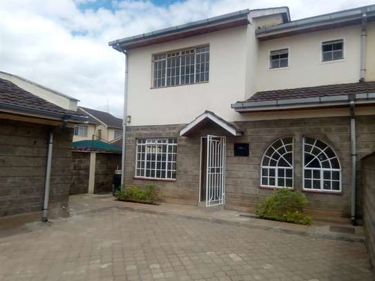 4 bedroom house for rent in Syokimau image 3