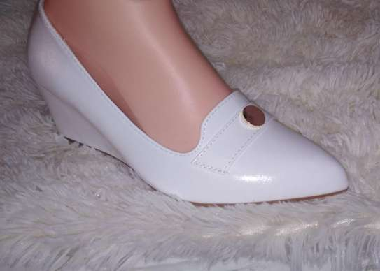 Ladies wedges image 7