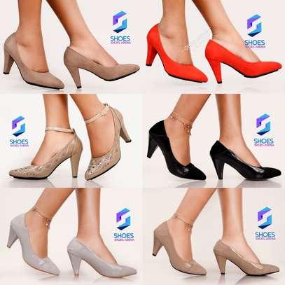 Elegant Comfy Heels image 2