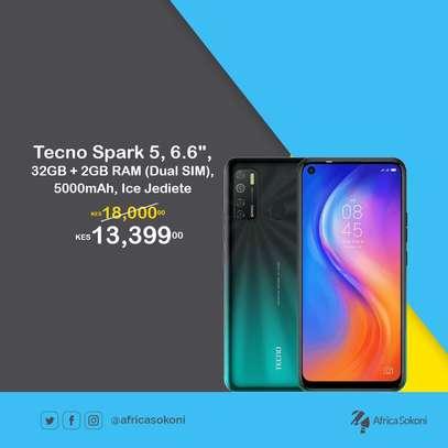 "Tecno Spark 5, 6.6"" image 1"
