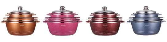 Dessini 10 pcs set cookwares image 2