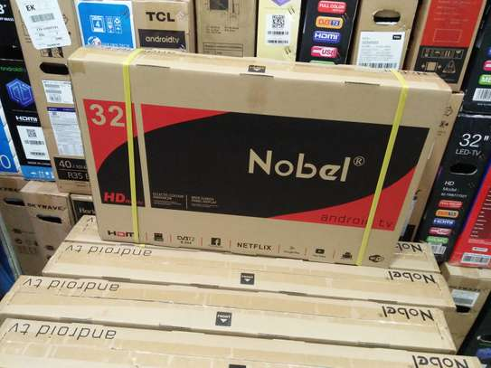 "32"" NOBEL ANDROID TV"