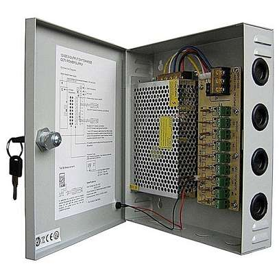 CCTV power supply unit 10Amps