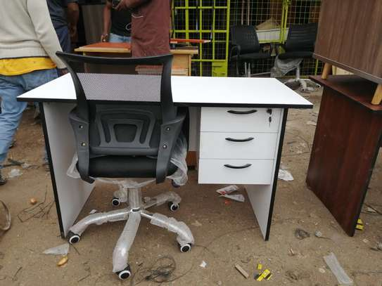 Working desk with chair image 1
