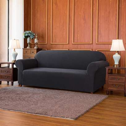 Stretchable Sofa Seat Cover 5 Seater(3,1,1) image 2