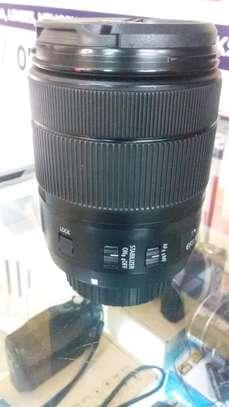 Canon nano usm lens 18-135mm image 2