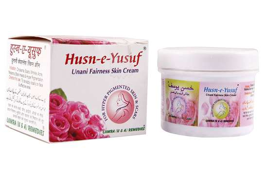 Husne- Yusuf Whitening Beauty Cream image 1