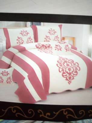 Turkish Pure Cotton Bed Cover image 4
