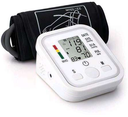 High arm blood pressure monitor machines image 1