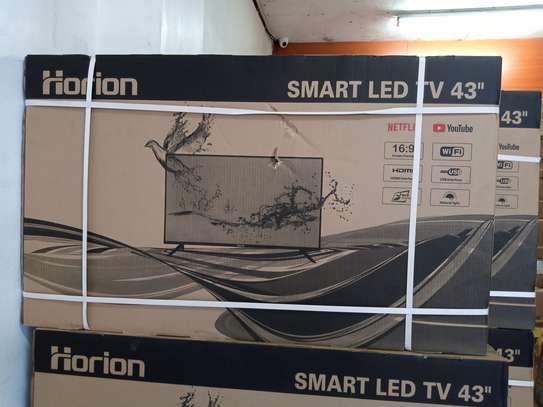 43 Horion smart digital full HD TV image 1