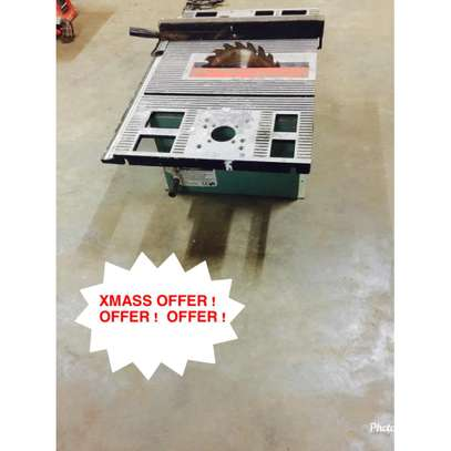 HSI 500 Table Saw