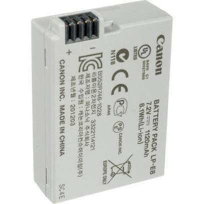 Li-Ion Replacement Battery for CANON Lp-E8 Type Batteries image 2