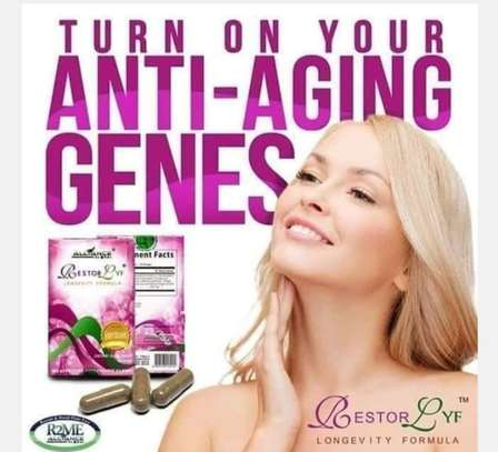 Restor lyf Multivitamin Supplements is The Best breakthrough Discovery makes you achieve  a longer life.