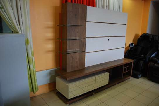 Tv stand / wall unit image 1