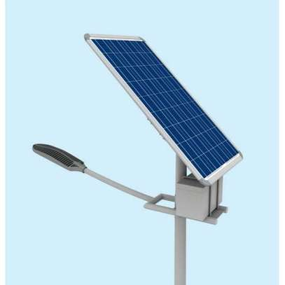 A 60 Watts Solar Powered Street Light. image 1