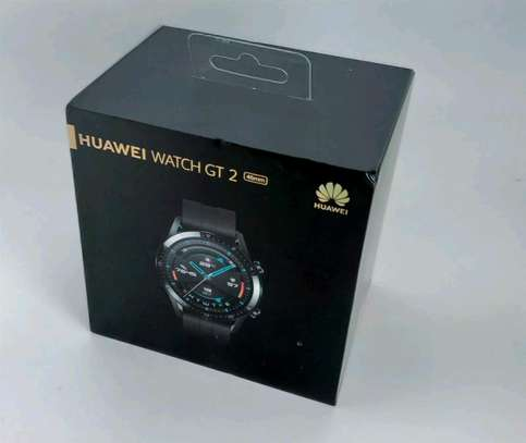 Huawei Watch GT 2 46mm Smart Watch - Boxed & Sealed image 1