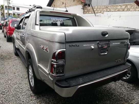 Toyota Hilux 2.5 D-4D image 3
