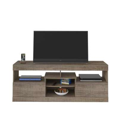 TV Stand Rack ( Texas Rack - Canela ) - Up to 47 Inch TV Space image 1