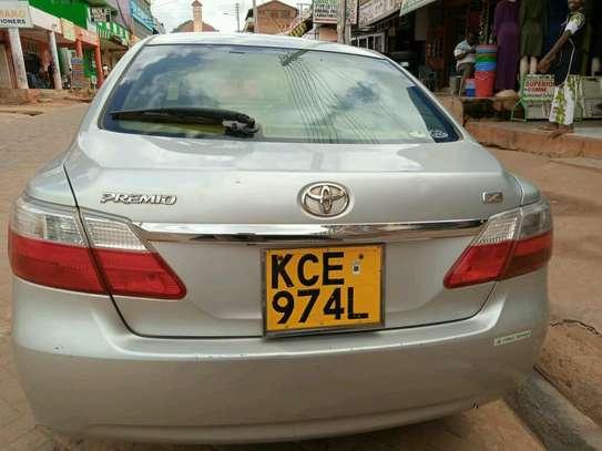 Toyota premio 260