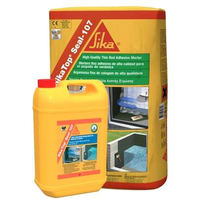 Sika Topseal 107 - Cementitious Waterproof Mortar image 1