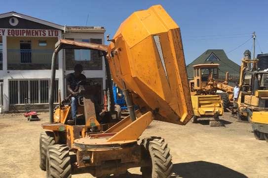 Equipment & Machinery Thwaites Dumper image 6