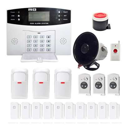 Alarm systems & Intrusion detection systems