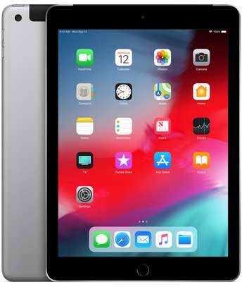 Apple iPad 9.7in 6th Generation WiFi + Cellular (32GB, Space Gray image 3