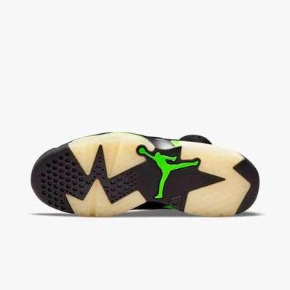 Original Nike Jordan Air Jordan 6 Retro Electric Green image 7