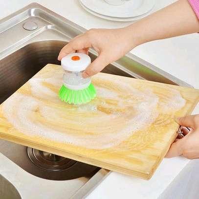 Dish wash brush image 4