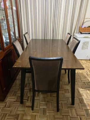 Furniture,dining table