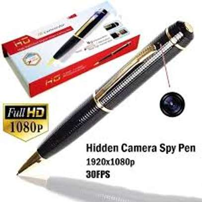 spy pen High Quality Portable 1080p Full Hd Fountain Pen Spy Camera Pocket Mini Hidden Dvr Camcorder Video Recorder image 1
