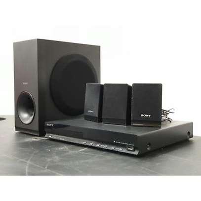 Sony 300W DVD HOMETHEATRE, 5.1CH, FM, DAV-TZ140 image 1