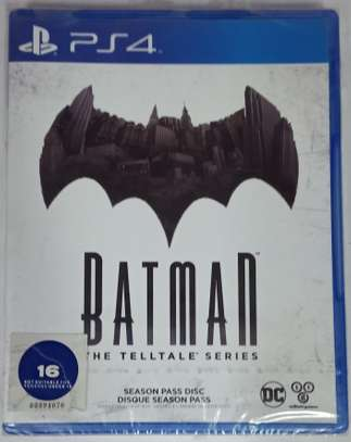 Batman: The Telltale Series PS4
