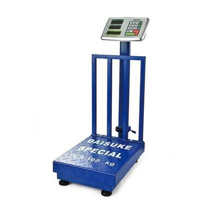 Digital Electronic Industrial Platform Weighing Scale 100kg 150kg 300kg image 1