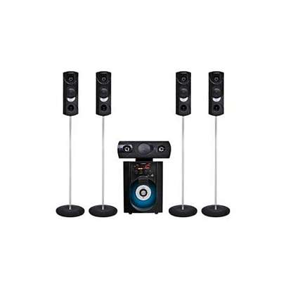 Leadder SP575 Home Theatre System - 1000Watts - With Bluetooth and Microphone