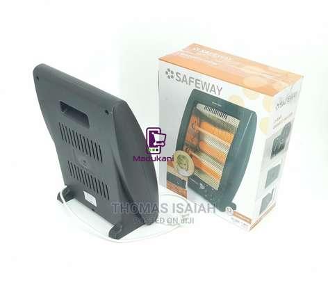 Safeway Double Quartz Rod 400W 800W Room Heater image 3