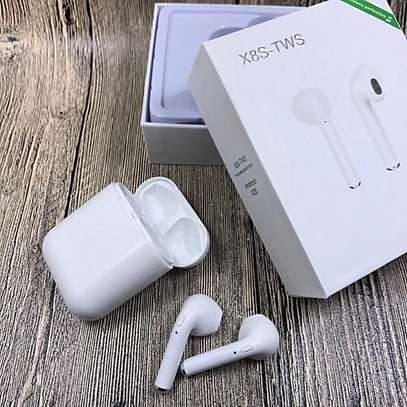 X8s-Tws Bluetooth Wireless Stereo Computer Earphone Earbuds Headset image 3