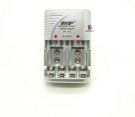 Standard Battery Charger For AA, AAA, And 9V Batteries image 1