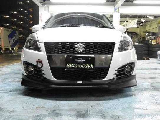 Suzuki Swift 1.6 Sports image 2
