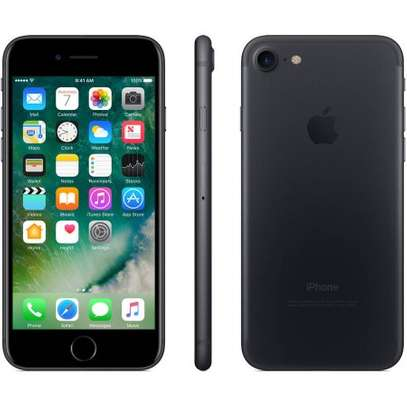 iPhone 7 , 128GB , Black(1YR WARRANTY) image 1