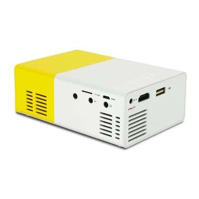 LEJIADA YG300 Pro LED Mini Projector image 5