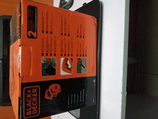 Black and decker blower image 2