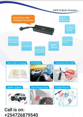 Motorcycle GPS Tracking System - Bike Tracker image 2