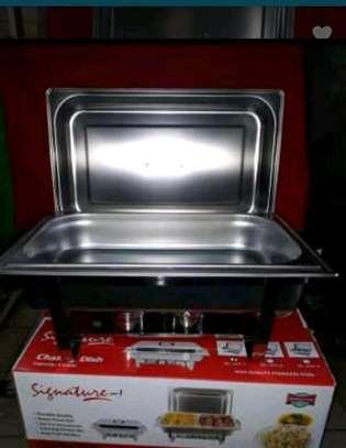 Chaffing dish/food warmer/cheffing dish/serving dish image 3