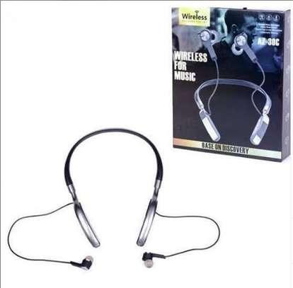 Wireless Bluetooth earphones image 1