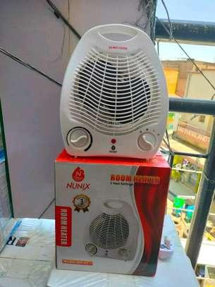 Fan heaters image 1