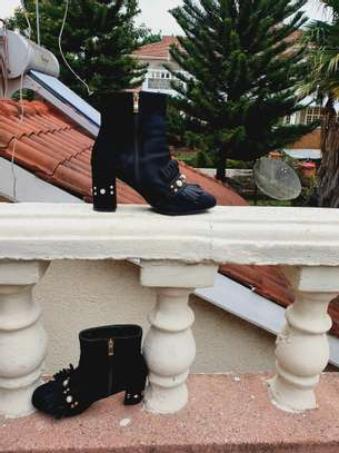 Black Ankle boots image 2