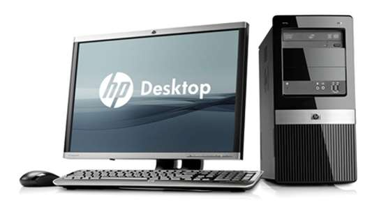 HP Pro 3120 MT Core 2 Duo | 2GB | 250GB HD with 19inch Monitor wide