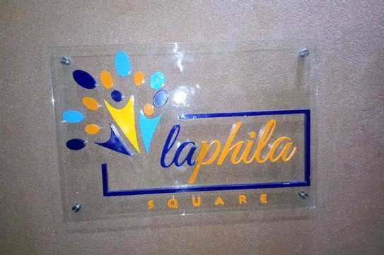 We do quality 3D signage, Light box signage, corporate logos.. contact us for pricing image 7