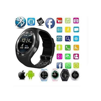 Smart Gear Y1 Sporty Touchscreen Smart Watch image 1